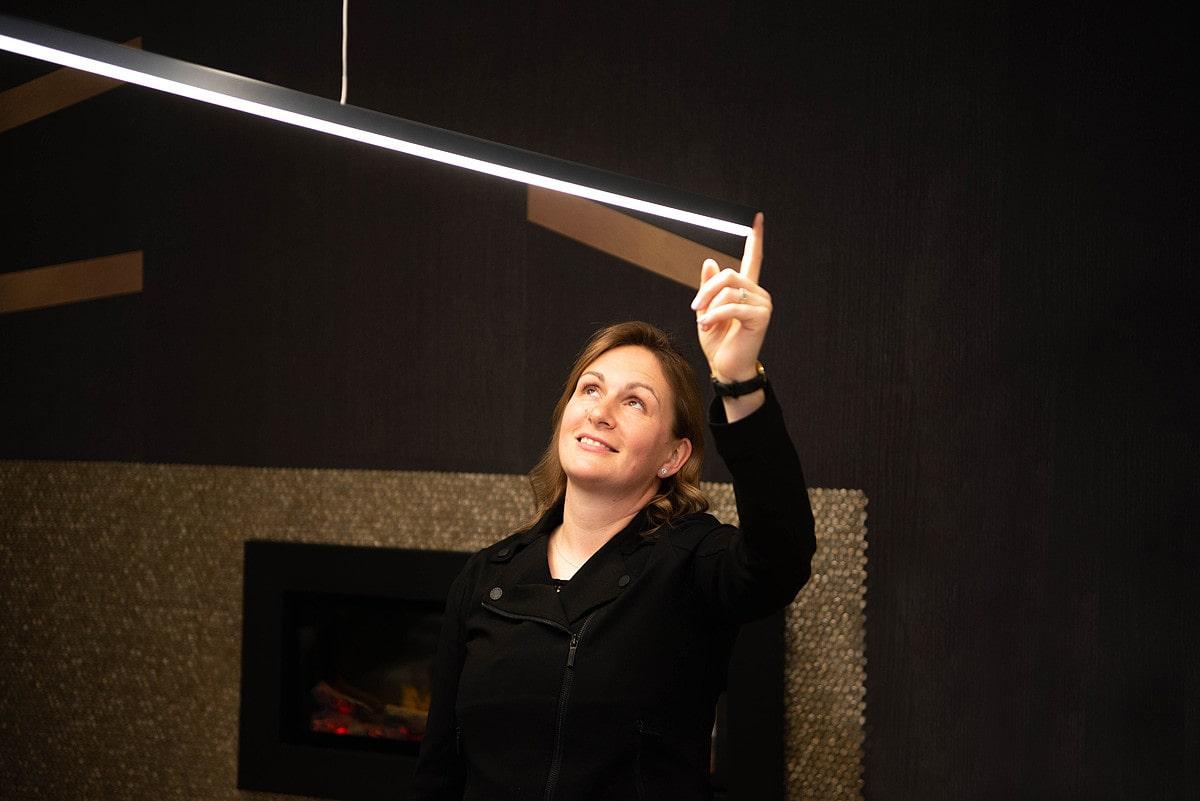 Jedna lampa, wiele możliwości.