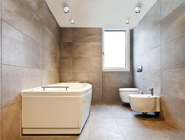 Oświetlenie łazienkowe sufitowe aranżacje